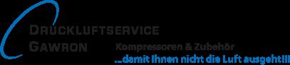 Druckluftservice Gawron - Logo