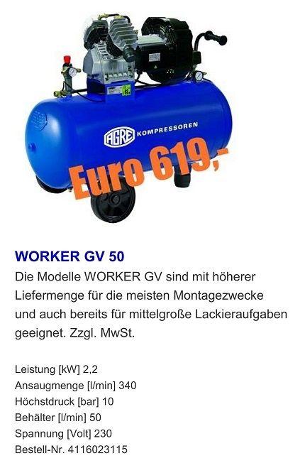 WORKER GV 50