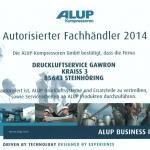 Zertifikate von Druckluftservice Gawron in München